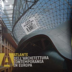 Copertina Atlante dell'architettura contemporanea