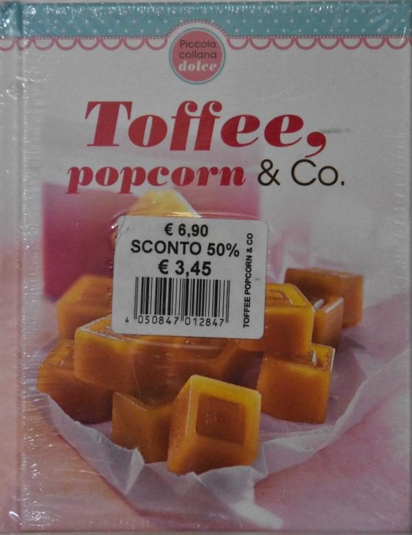 Toffee pop corn & co.